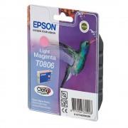 Tinteiro Original Epson T0806 Magenta Claro