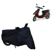 AutoAge Two Wheeler Black Cover for Yo Bike Yo Electron