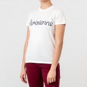 MAISON KITSUNÉ Parisienne T-Shirt Latte