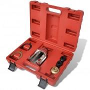 vidaXL Инструмент за монтаж/демонтаж на шарнири на VW T4