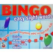 Bingo Easy Sight Words Gr K-2