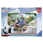 Ravensburger Thomas & Friends Thomas at The Animal Park Puzzle (100 Piece)