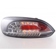 FK-Automotive fanale posteriore a LED per VW Scirocco 3 (tipo 13) anno di costr. 08-, nero