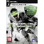 Tom Clancy's Splinter Cell: Blacklist Upper Echelon Edition PC DVD