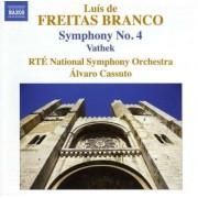 B. Freitas - Symphony No.4, Vathek (0747313262472) (1 CD)