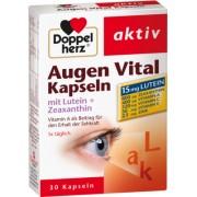 Queisser Pharma GmbH & Co. KG DOPPELHERZ Augen Vital Kapseln 20,2 g