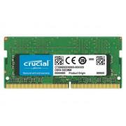 Модуль памяти Crucial DDR4 SO-DIMM 2400MHz PC4-19200 CL17 - 16Gb CT16G4SFD824A