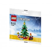 Lego Creator 30286 Christmas Tree Polybag 65pcs New In Hand Free Shipping