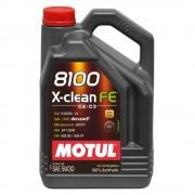 Motul 8100 X-Clean FE 5W30 5l