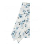 花柄ナロースカーフ