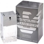 Armani Emporio Diamonds for Men Eau de Toilette para homens 30 ml