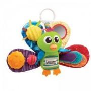 Бебешка занимателна играчка Паунът Жак, Lamaze, 874403