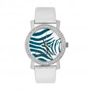 Orologio donna just cavalli moon zebra blue 7251103755
