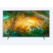 "TV LED, Sony 49"", KD-49XH8077, Smart, XR 400Hz, WiFi, Voice Remote, UHD 4K (KD49XH8077SAEP)"