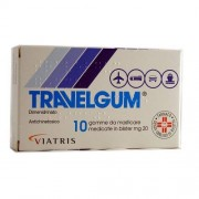 Meda Pharma Spa Travelgum*10 Gomme Masticabili 20mg