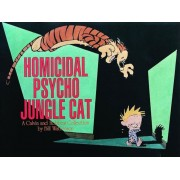Homicidal Psycho Jungle Cat Ppb, Paperback