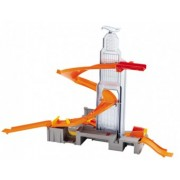 Set de joaca Hot Wheels Skyscraper City Playset
