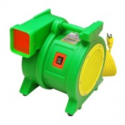 B-AIR Kodiak 1.5 HP ETL Bounce House Blower for Large Bounce Houses and Inflatables Slides