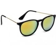 Eyeland Cat-eye Sunglasses(Multicolor)