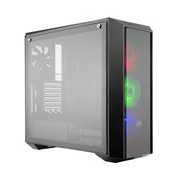 Cooler Master Masterbox Pro 5 MCY-B5P2-KWGN-02 Computer Case - ATX, Mini ITX, Micro ATX, EATX Motherboard Supported - Mid-tower - Plastic, Steel, Tempered Glass - Black - 10.40 kg