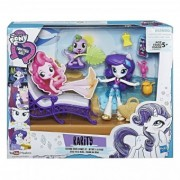 My Little Pony Equestria girls Rarity Relaxing Beach Lounge E1084