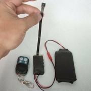 Mini mikró rejthető kamera távirányítós mozgásdetektoros Hd
