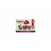 Cuburi constr,130 piese-Casuta zanelor