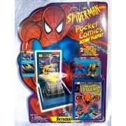 Marvel Spiderman Pocket Comics Action Playset Skyscraper