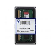 Kingston Memoria RAM DDR3 KINGSTON KVR13S9S8/4 (1 x 4 GB - 1333 MHz - CL 9 - Verde)