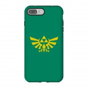 Nintendo Funda Móvil Nintendo The Legend of Zelda Hyrule - iPhone 7 Plus - Carcasa doble capa - Mate