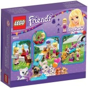 LEGO Friends Party Train with Stephanie and the Hamsters