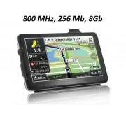 """GPS навигация 7"""" за кола и камион GPS Navigator NV-7020 EU"""