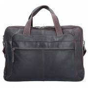 The Chesterfield Brand Ryan Ventiquattrore pelle 44 cm scomparto Laptop