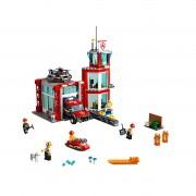 Lego City Quartel dos bombeiros, 60215Multicolor- TAMANHO ÚNICO
