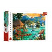 Trefl Puzzle Slagalica Island Life 3000 kom (33072)