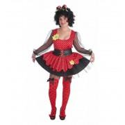 Disfraz de Mariquita Mujer - Creaciones Llopis
