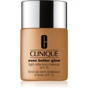 Clinique Even Better Glow Fond de ten iluminator SPF 15 culoare WN 114 Golden 30 ml