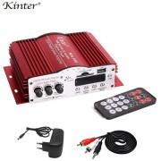 Amplificator audio auto 2 canale Kinter MA-100