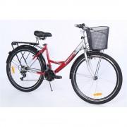 """Bicikl Everest 26""""/18 crvena/siva, 460009"""