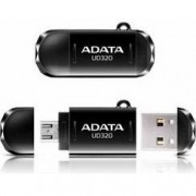 USB Flash Drive ADATA 32Gb, USB 2.0, Negru