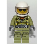 CTY697 Minifigurina LEGO City - Volcano Explorer (CTY697)