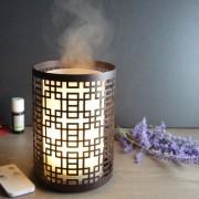 Zen Arôme Diffuseur d'huiles essentielles ultrasonique VELA