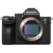 Sony Alpha A7III Body Only Mirrorless Digital Cameras (JE international version)