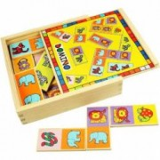 Domino Big Jigs pentru copii