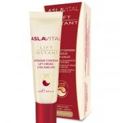 Crema Aslavital lift intensiv - contur ochi si buze