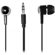 HEADPHONES, CANYON CNE-CEPM01B, Microphone, Black (5291485001582)