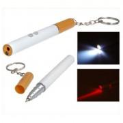 Laserpointer pen sigaret