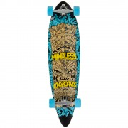 "Longboard Mindless Longboards Tribal Rogue IV blue 38""/96cm"