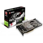 MSI Gaming GeForce GTX 1080 Sea Hawk EK X grafische kaart 8 GB GDDR5 DirectX 12 VR klaar (GeForce GTX 1080 Sea Hawk EK X)