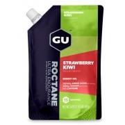GU Energy Roctane Energy Gel Sportvoeding met basisprijs Strawberry Kiwi 480g groen/blauw 2017 Sportvoeding